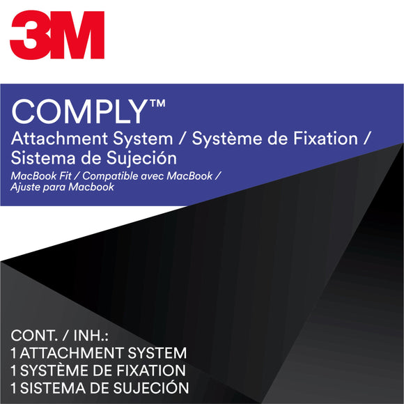 3M™ COMPLY™ Attachment System - For MacBook Computers - TechExpress