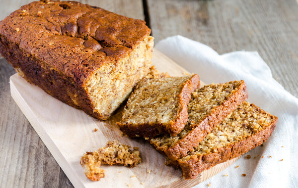Vegan GF Banana Bread
