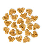 Peanut Butter Hearts -Vegan -