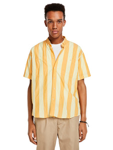 Scotch and Soda Fun Beach Camp Shirt - Yellow
