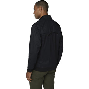 Ben Sherman Classic Harrington Jacket - Black - MitchellMcCabe