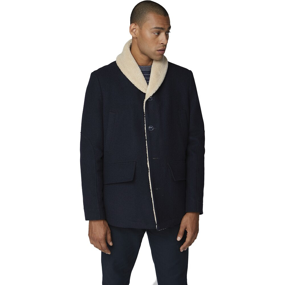 Ben Sherman Heavy Weight Shawl Collar Jacket - Mitchell McCabe Menswear
