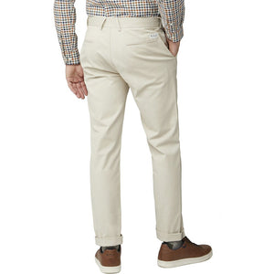 Ben Sherman Signature Slim Stretch Chino - Stone