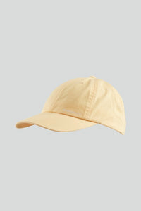 No Nationality Canvas Cap - Yellow