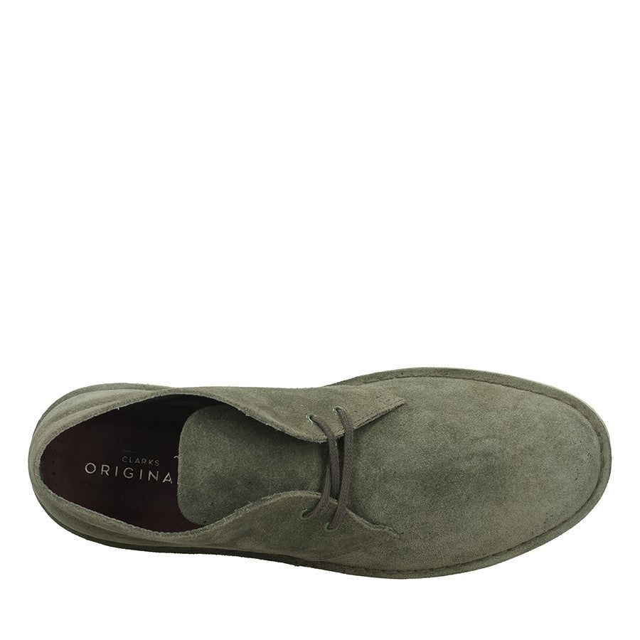 Clarks Originals Desert Boot - Slate Grey Suede - MitchellMcCabe