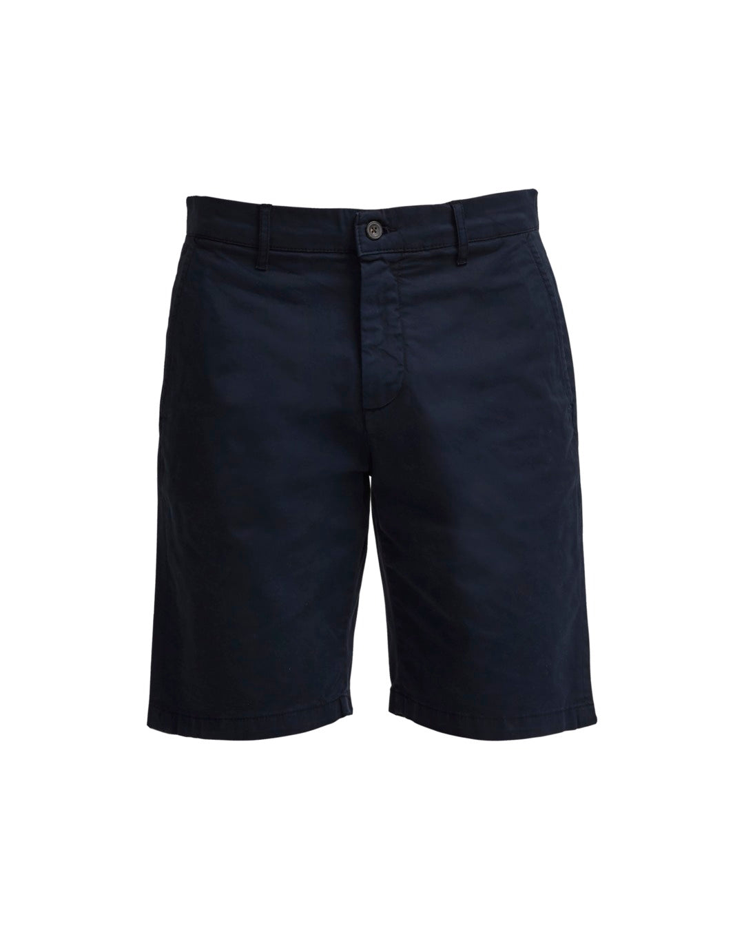 No Nationality Crown Shorts - Navy Blue