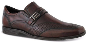 Ferracini Ellis Slip On - Havana Leather
