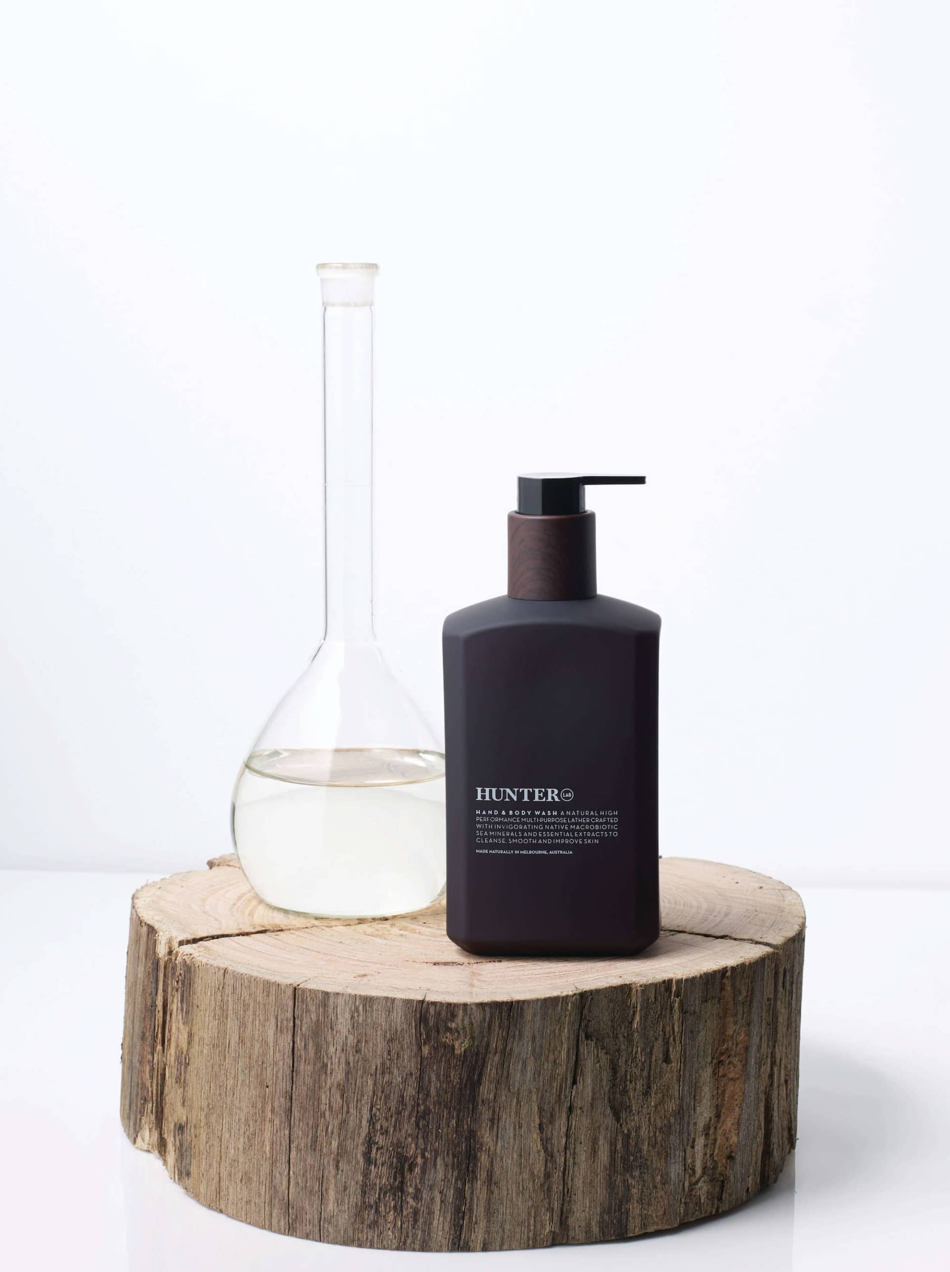 Hunter Hand and Body Wash - Mitchell McCabe Menswear