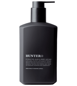 Hunter Hand and Body Lotion - MitchellMcCabe