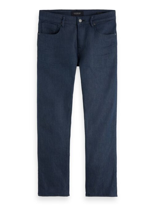 Scotch and Soda Ralston Plus Cropped - Sacre Blue - MitchellMcCabe