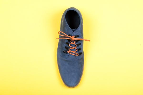 Mavericks Shoe Laces (75mm) - Ryder Orange - MitchellMcCabe