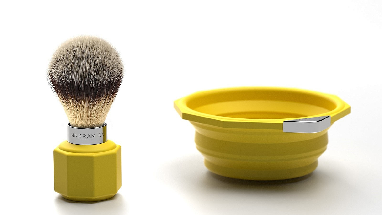 Marram Pop Shave Set - Citrus - MitchellMcCabe