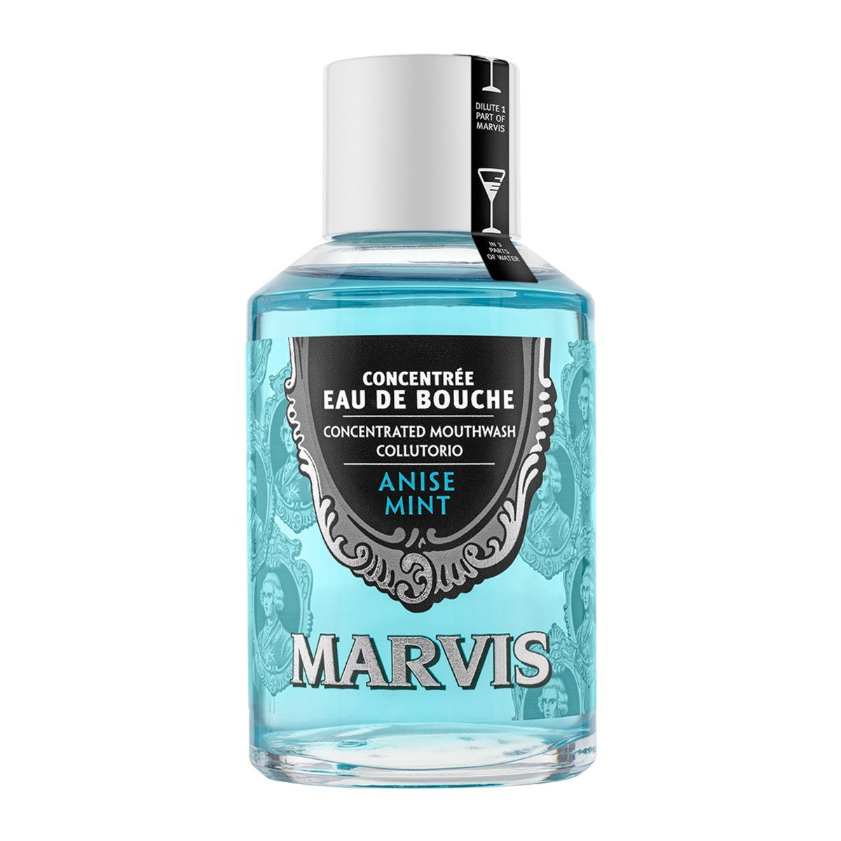 Marvis Mouthwash Concentrate - Anise