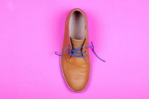 Mavericks Shoe Laces (75mm) - Dylan Blue - MitchellMcCabe