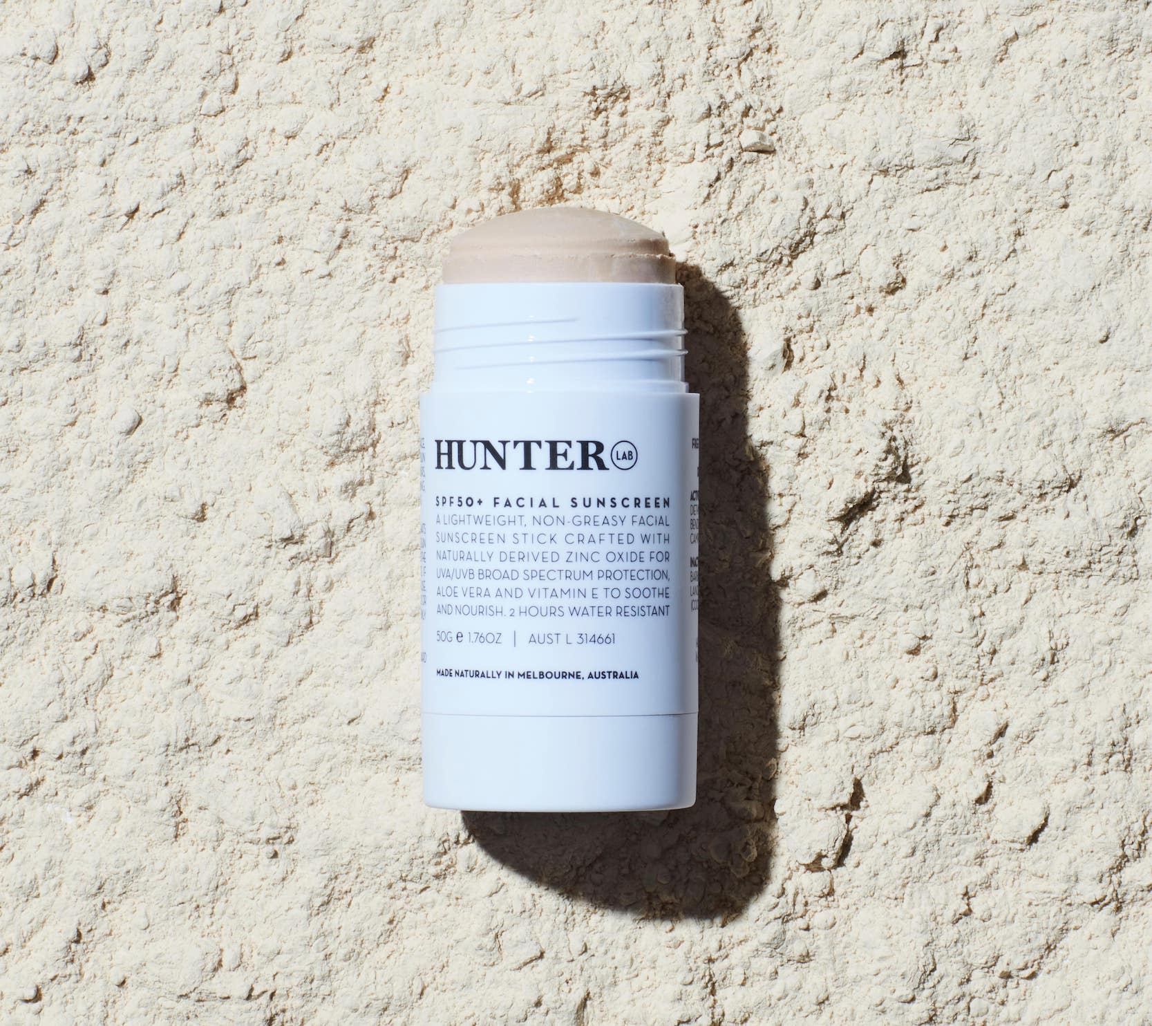Hunter SPF50+ Facial Sunscreen - Mitchell McCabe Menswear