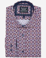 Load image into Gallery viewer, Thomson & Richards Print Shirt - Franck - MitchellMcCabe