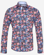 Load image into Gallery viewer, Thomson & Richards Print Shirt - Raphael - MitchellMcCabe