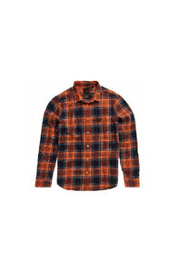 Superdry Workwear Shirt - Tan Check