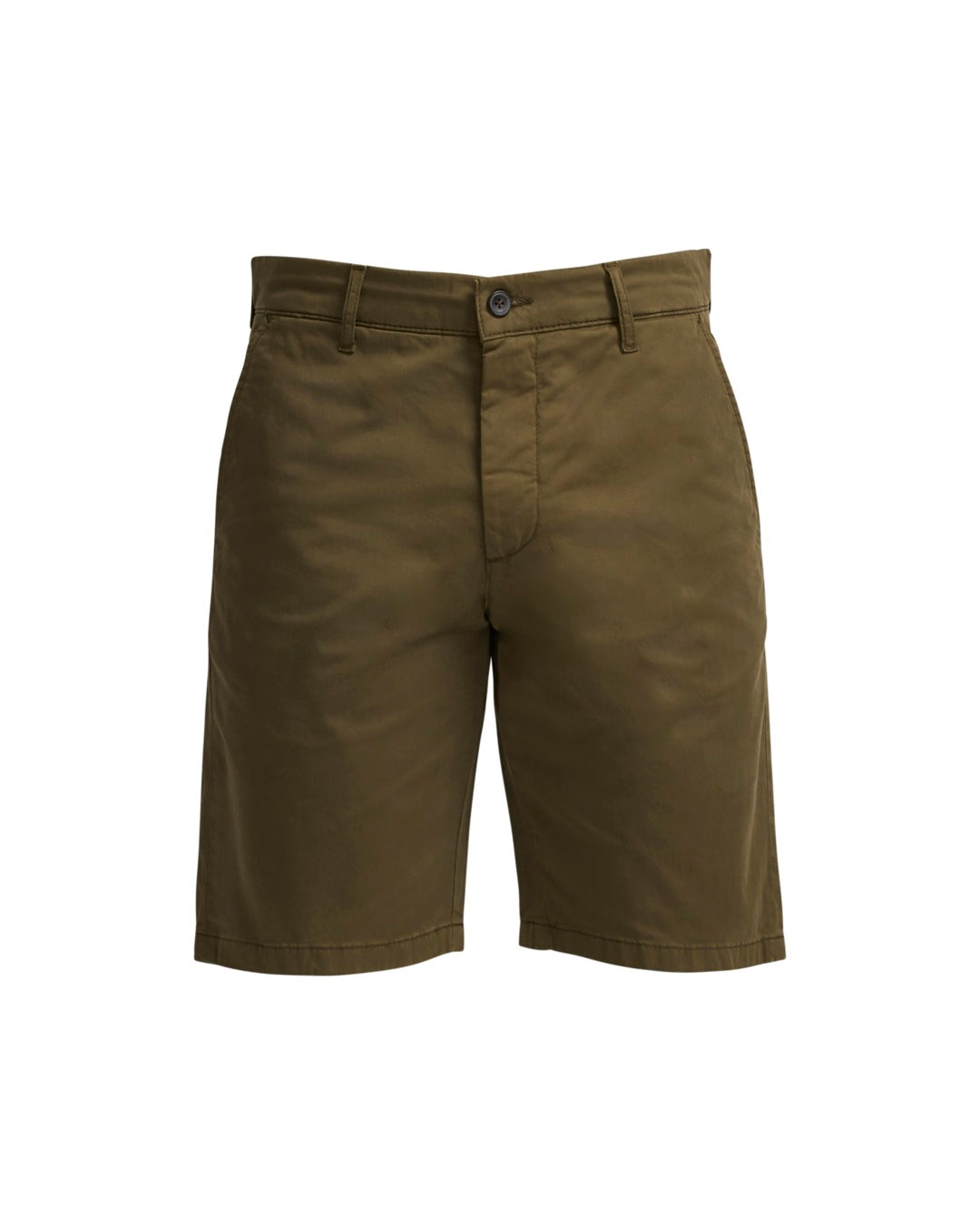 No Nationality Crown Shorts - Olive