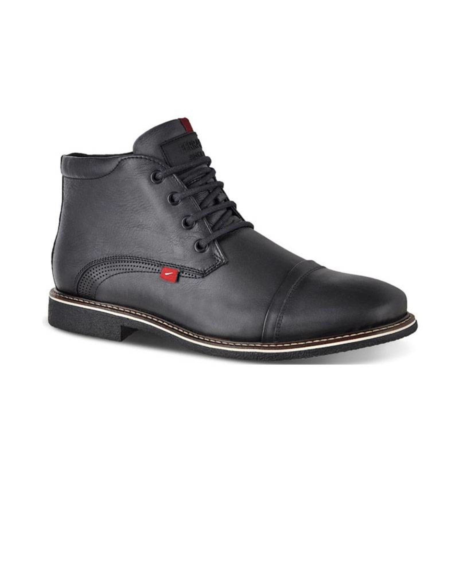 Ferracini Orson Casual Boot - Black - MitchellMcCabe