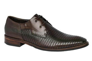 Ferracini Issah Dress Shoe - Cognac - MitchellMcCabe