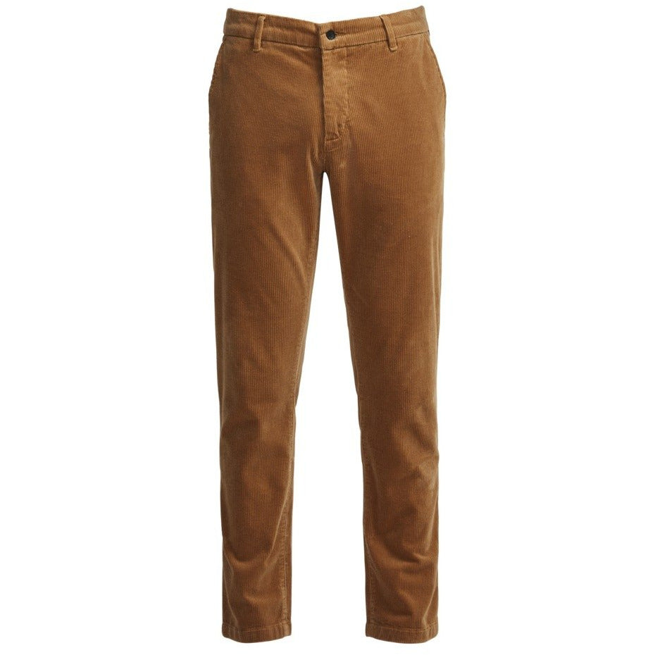No Nationality Karl Cord Pant - Camel - Mitchell McCabe Menswear