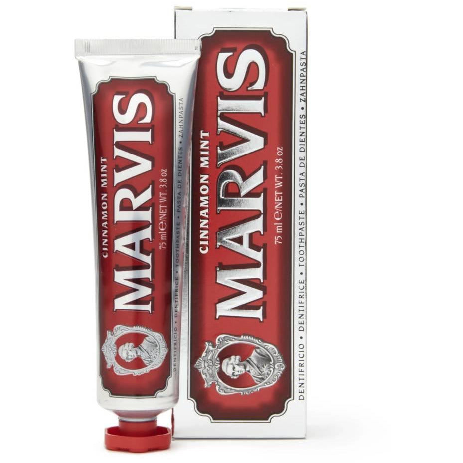 Marvis Toothpaste - Cinnamon Mint - MitchellMcCabe