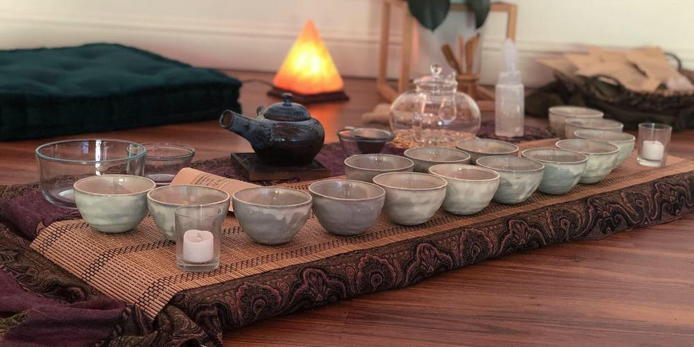 Tea Meditation Event