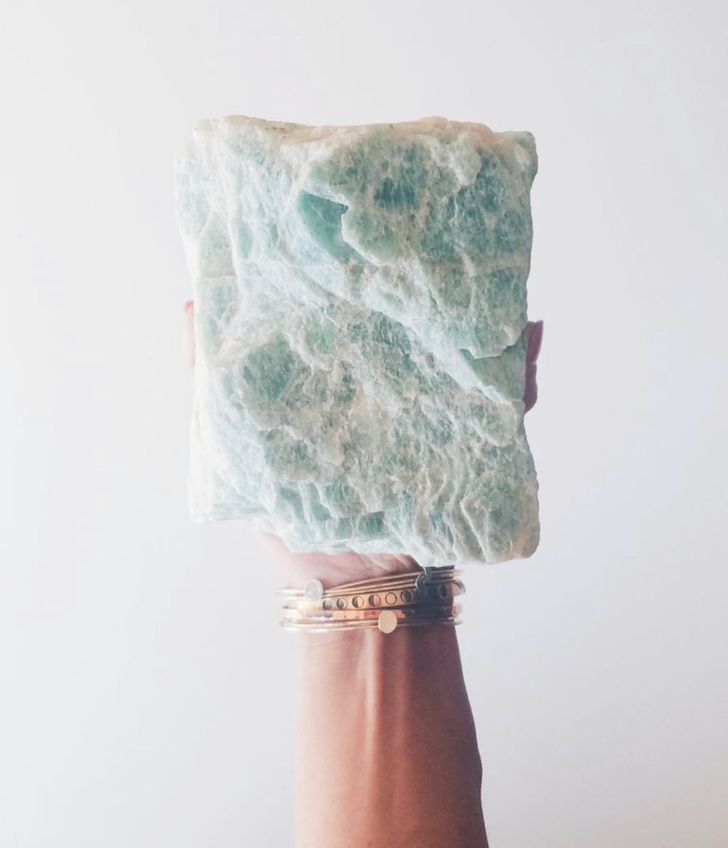 Gemstone of the Week - Amazonite