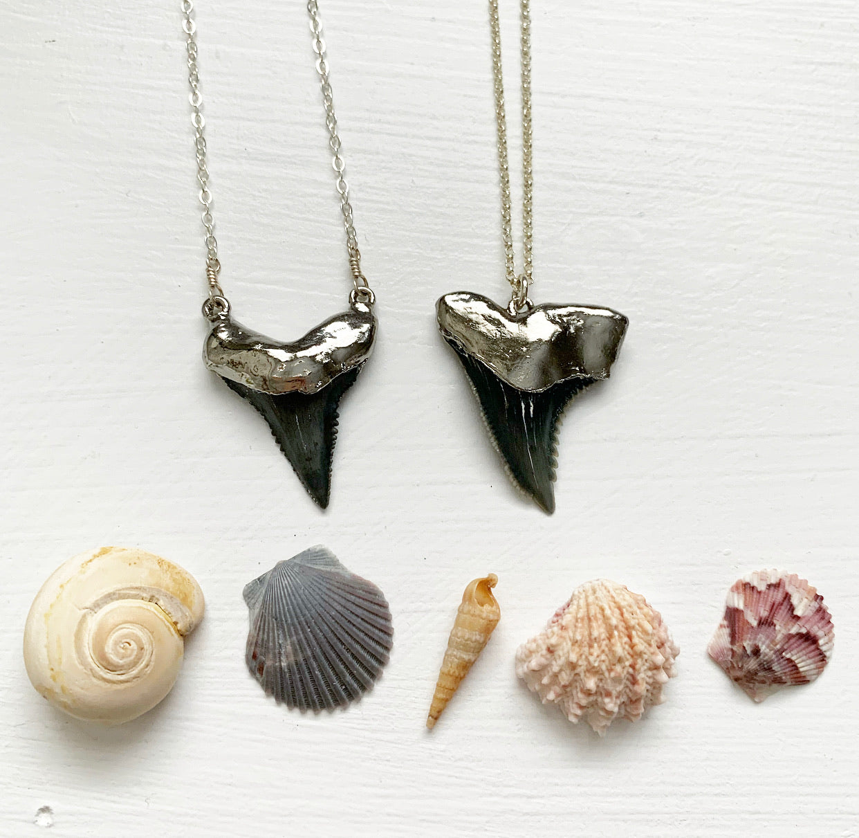 912-Shark Tooth Necklace