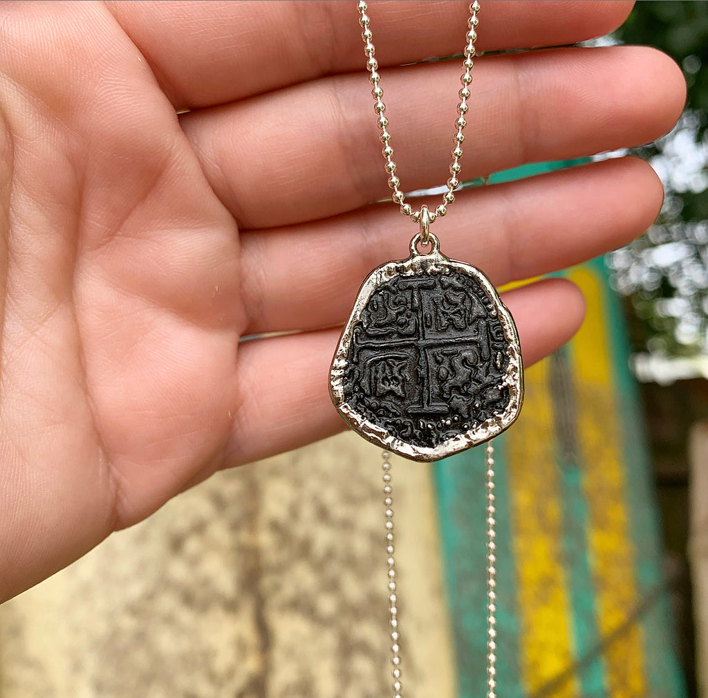 958-Coin Necklace