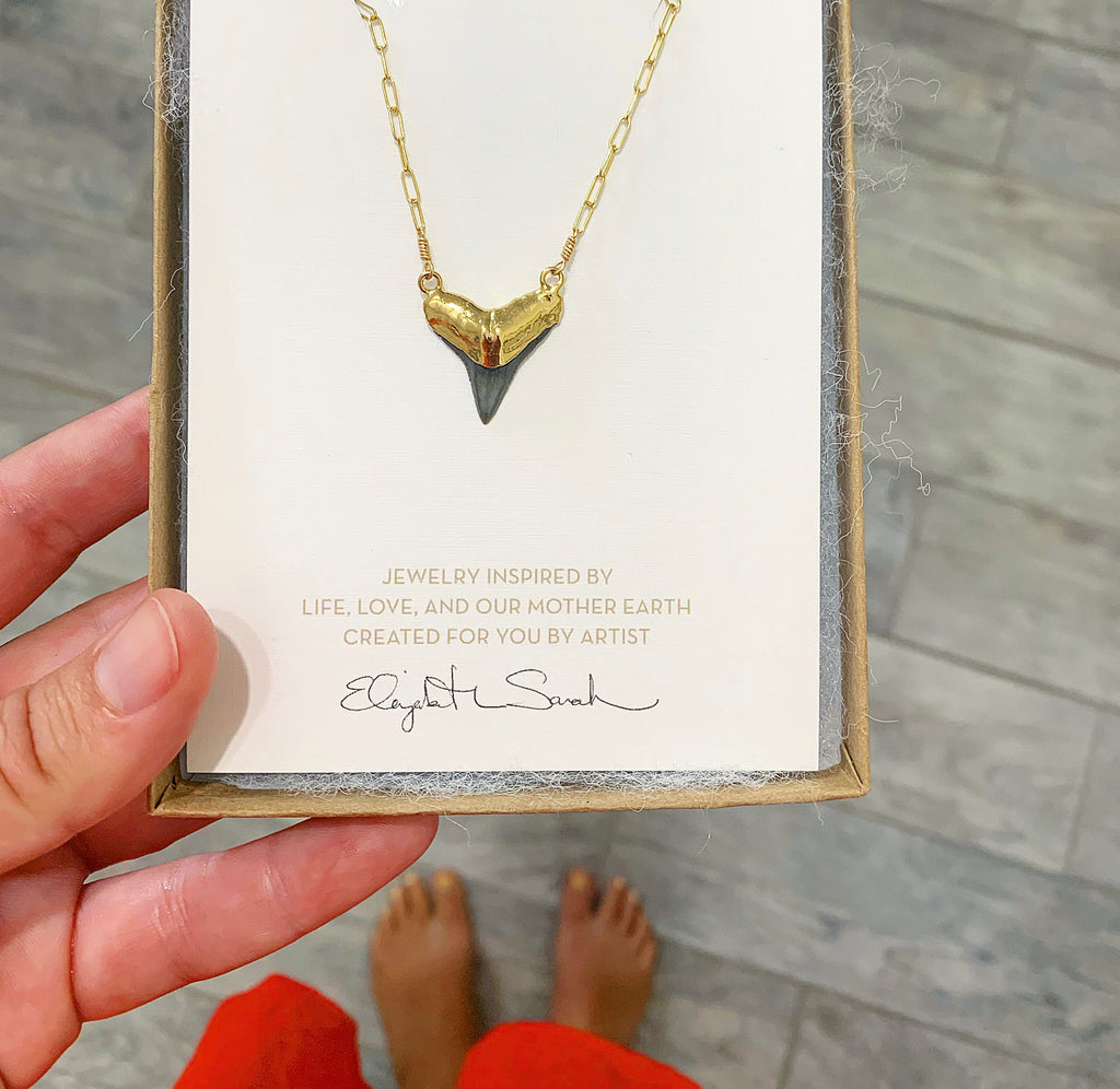 971-Shark Tooth Necklace