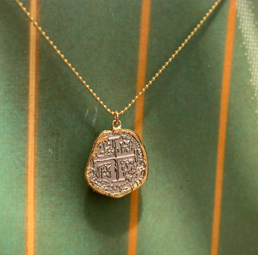 956-Coin Necklace