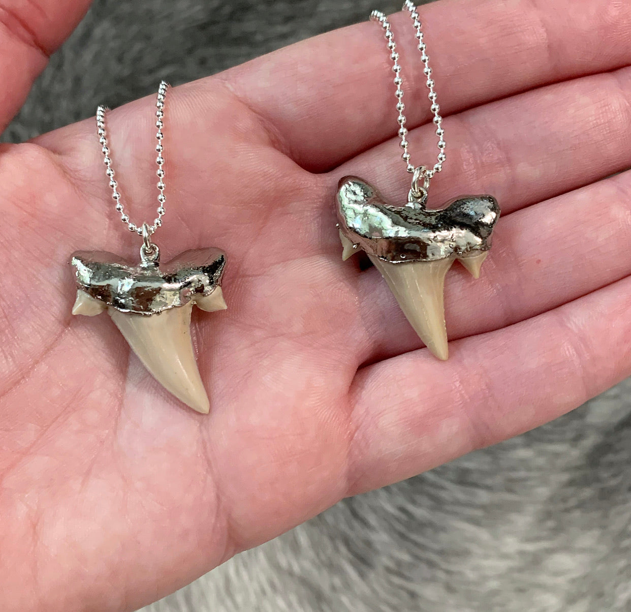 967-Shark Tooth Necklace
