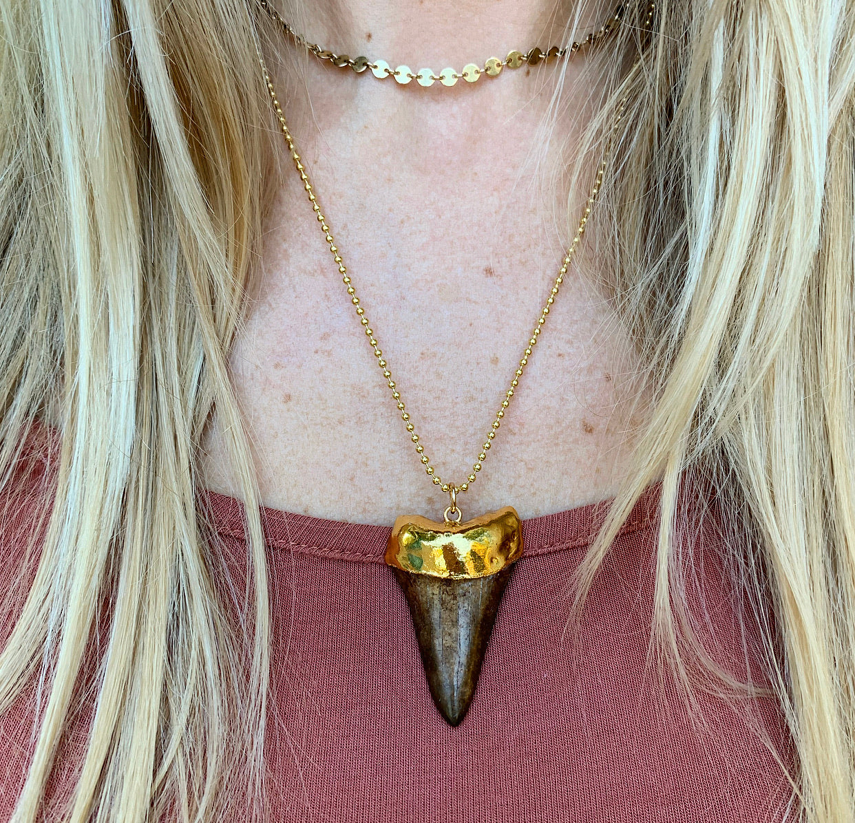 991 - Shark Tooth Necklace