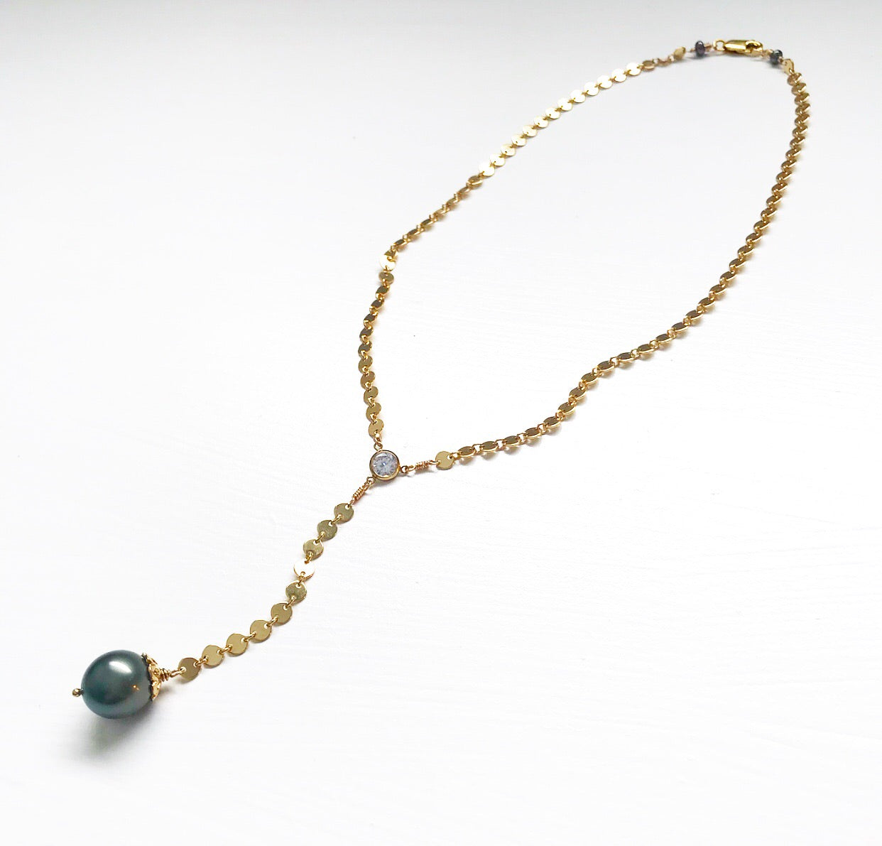 457-Tahitian Pearl Necklace