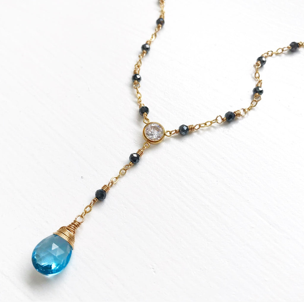 459-Gemstone Necklace