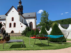 Crazy Chair Event Kloster Eberbach