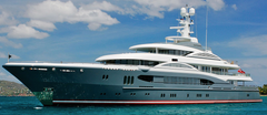 Kismet-Global Luxusyacht Lürssen Werft
