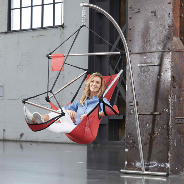 Hanging chair frame MEZZO stainless steel