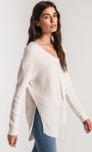 THE WAFFLE THERMAL TUNIC