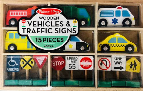 Vehicle Traffic Signs