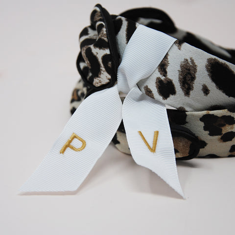 white-personalised-ribbon-embroidery-johnny-loves-rosie-accessories
