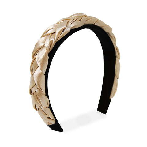 gold-headband-satin-thick-braided-johnny-loves-rosie-accessories