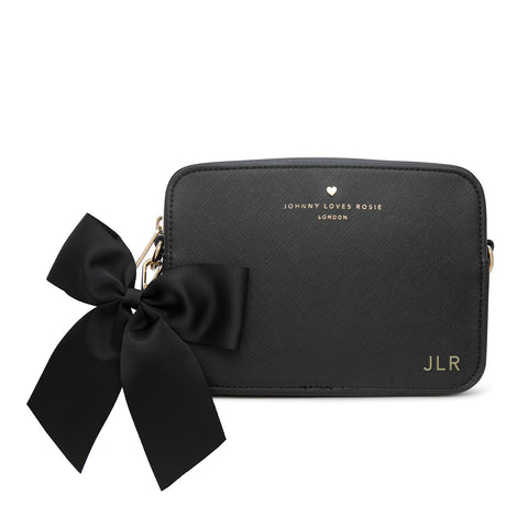 black-bag-crossbody-vegan-leather-bow-detail-carrie-johnny-loves-rosie-accessories