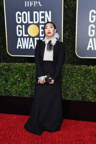 awkwafina-golden-globes-fashion-red-carpet-award-show-2020
