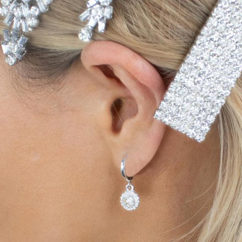 silver-earrings-huggies-diamante-stud-lyla-johnny-loves-rosie-accessories