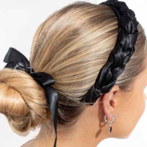 black-headband-satin-braided-elizabeth-johnny-loves-rosie-accessories