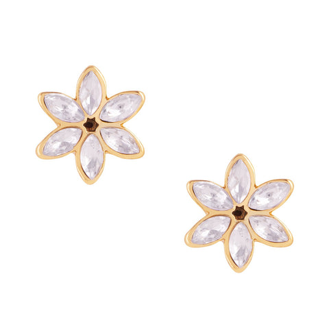 earrings-studs-flower-diamante-flora-johnny-loves-rosie-accessories