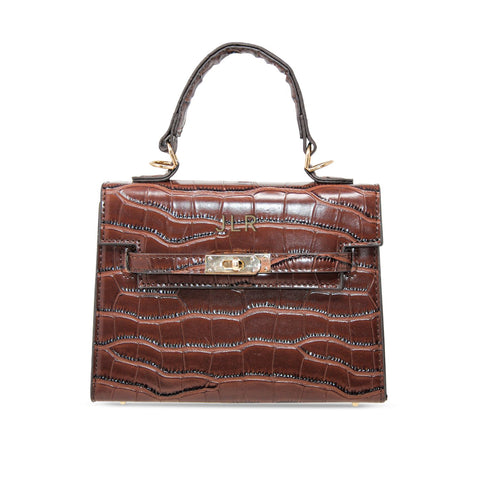 brown-bag-leather-croc-print-gold-eliza-johnny-loves-rosie-accessories